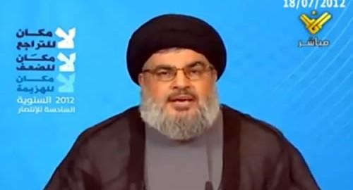 Hassan Nasrallah : La guerre psychologique