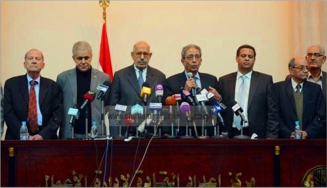 المعارضة بمصر لا تدعم الانقلاب ومزيد من الاستقالات