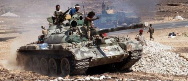 Le Yémen : 28 days after
